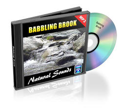 Relaxation Audio Sounds Babbling Brook