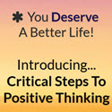 The Critical Steps to Positive Thinking Review