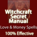Witchcraft Secret Spells Manual