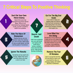Positive Thinking Tips for Life