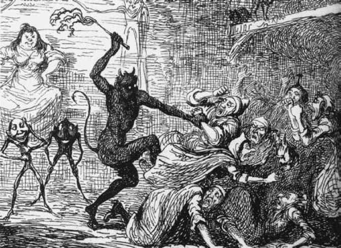 England Witches 17th Century